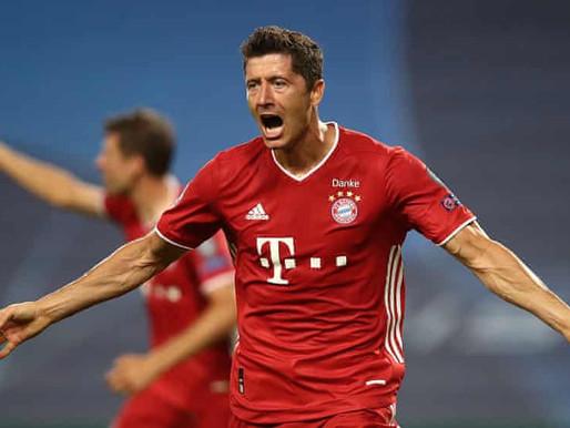 Bundesliga: Robert Lewandowski's scoring streak for Bayern ends after 19 games.