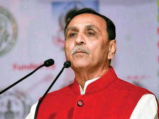 Gujarat: Man shares morphed video of CM Vijay Rupani.