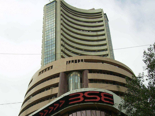 Sensex falls over 1,000 points in early trade on rising COVID cases.