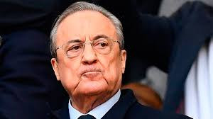 Real Madrid president Florentino Pérez tests positive for COVID-19.