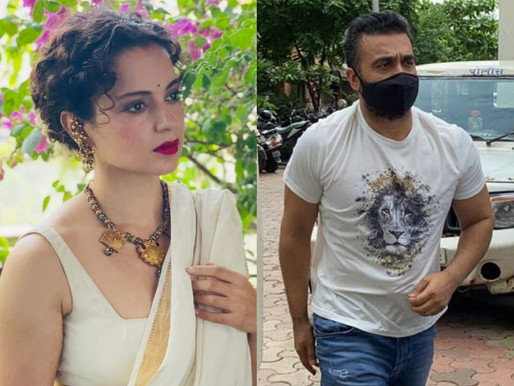 Kangana Ranaut reacts to Raj Kundra's arrest: 'All that glitters is not gold'.