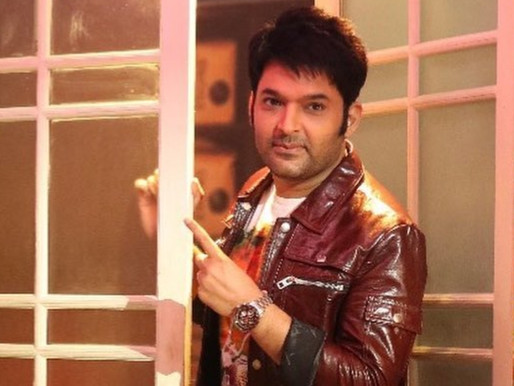 'I am sitting at home myself': Kapil Sharma responds to fan who wants to work with him.