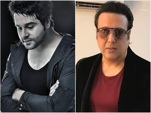 Washing dirty linen in public is an indication of insecurity: Govinda on Krushna Abhishek