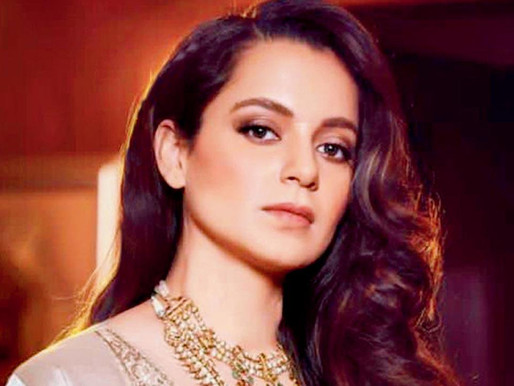 'If you slap me, I will slap you back': Kangana Ranaut on how her relationship with her dad changed.