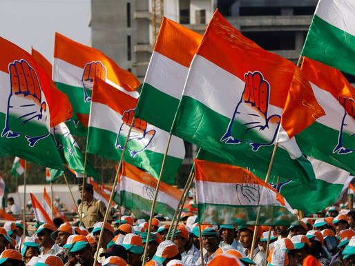 'Char mat Congress ne': Atul Rajani seeks votes for all 4 candidates.