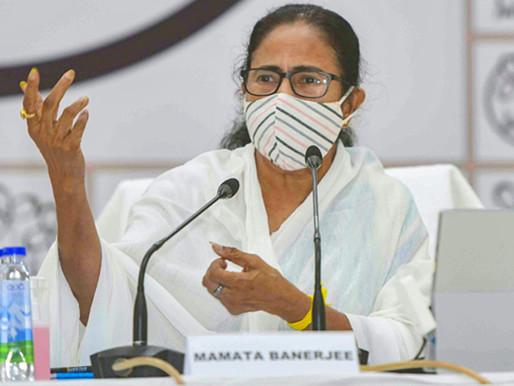 PM should hold 'petrol ki baat' instead of 'Mann ki baat': Mamata.