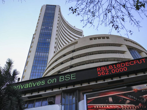Sensex surges over 300 points in early trade; Nifty tops 15,400-mark.
