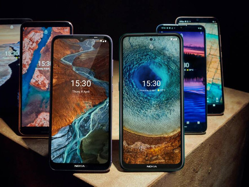 HMD Global hopes to win the budget phone market with six new Nokia smartphones.