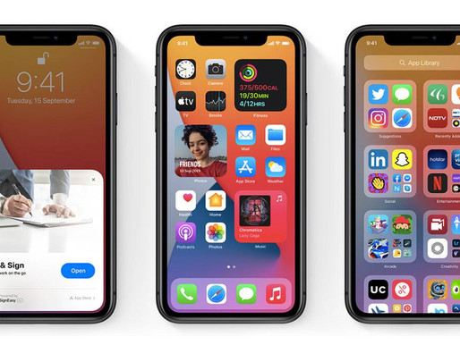 iOS 14.3: Apple's latest software update for iPhones brings these features.