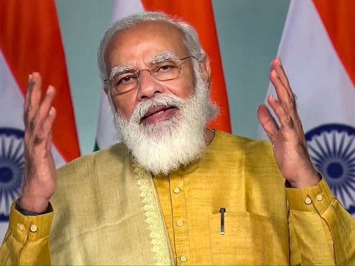 Seychelles central to India's SAGAR vision: PM.