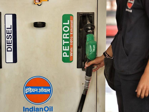 Petrol and diesel prices in your city on Wednesday.
