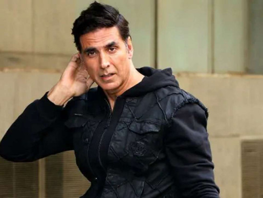 Akshay Kumar said he was too 'shy' to kiss the first girl he dated, got rejected.