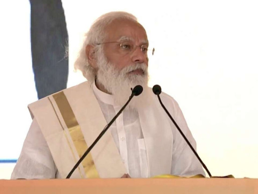 Modi affirms India's support for Lankan Tamils.