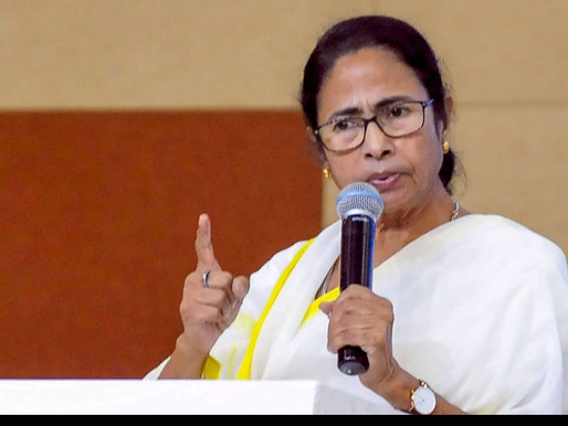 'Completely false and provocative': Mamata gets EC notice for her remarks on 'Central forces'.