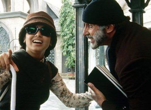 16 years of Black: Amitabh Bachchan, Rani Mukerji go down memory lane.