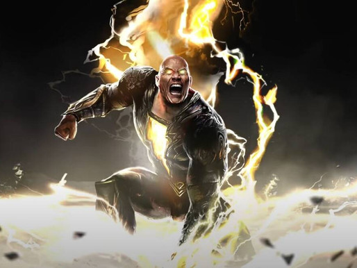 Dwayne Johnson is 'Black Adam ready' as DC movie begins filming this week.