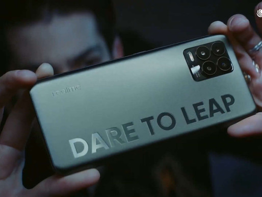 Realme 8 5G launch date set for April 21.