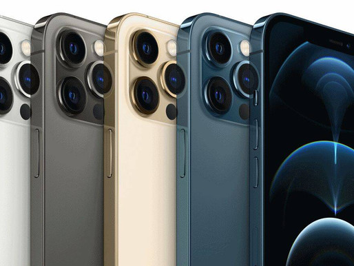 iPhone 12 was the world's top selling smartphone in January 2021.