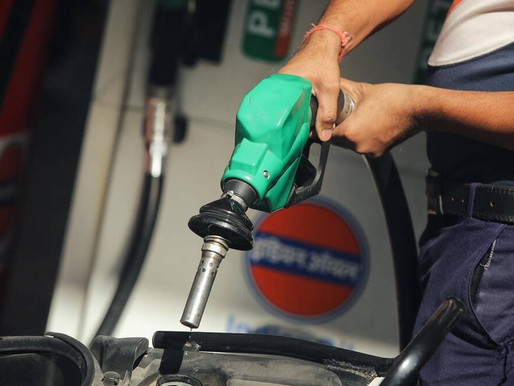 Petrol and diesel prices fall after 24-day hiatus: Here's what you pay in your city.
