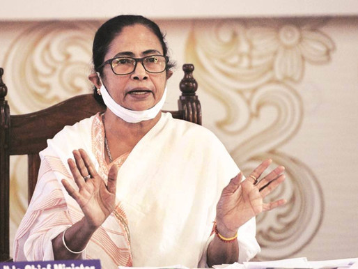 Mamata says PM 'failed' Bengal; BJP spars with treasury bench and walks out.