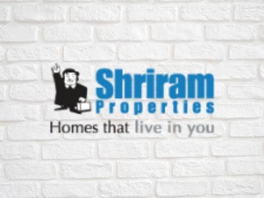 Shriram Properties files draft papers with Sebi to launch Rs 800-crore IPO.