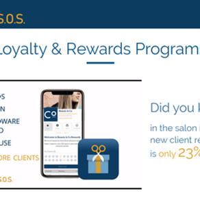 Why engagement is the key to a successful salon loyalty program?