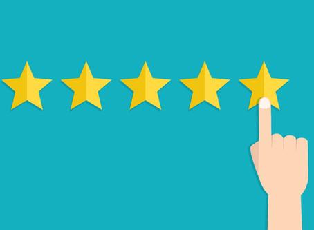 L'importance des critiques en ligne pour les petites entreprises