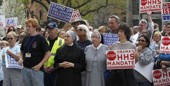 Why the ObamaCare Contraception Case has Nothing to do with Religion