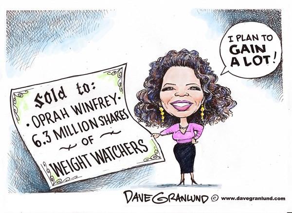 Following Oprah to Weight Watchers? Plan to Fail!