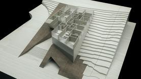 Diamon Tower 3D model