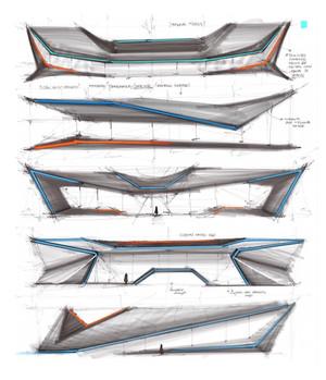 Concept sketch proposals
