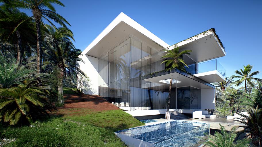 Prototype villa 1