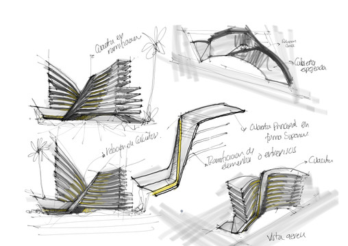 Volumetric shape sketching concept
