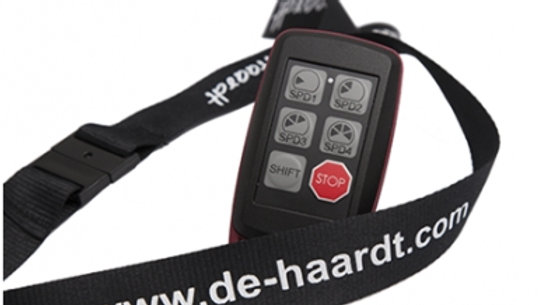 Dehaardt mini remote