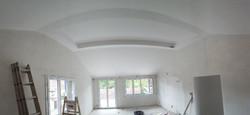 Faux-plafonds et lissages