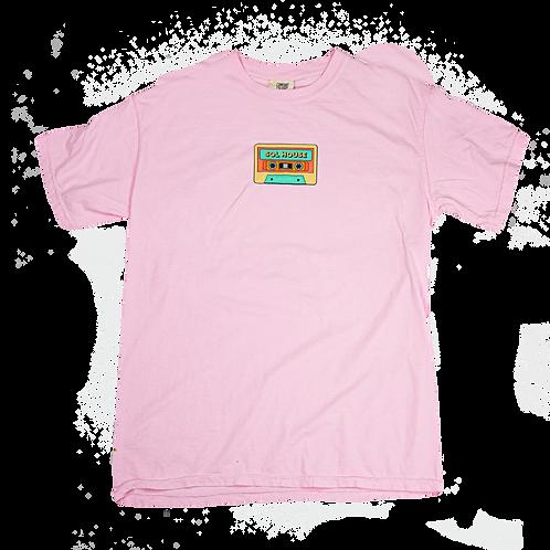 Pink Logo Tee Shirt