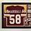 Thumbnail: STANDARD Football Jersey Framing