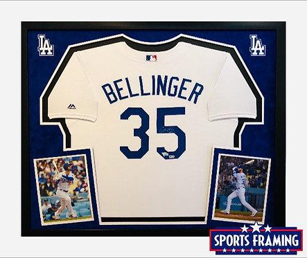 PREMIUM Baseball Jersey Framing