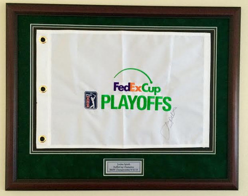 Golf Pin Flag Framing