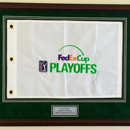 Golf Pin Flag Framing