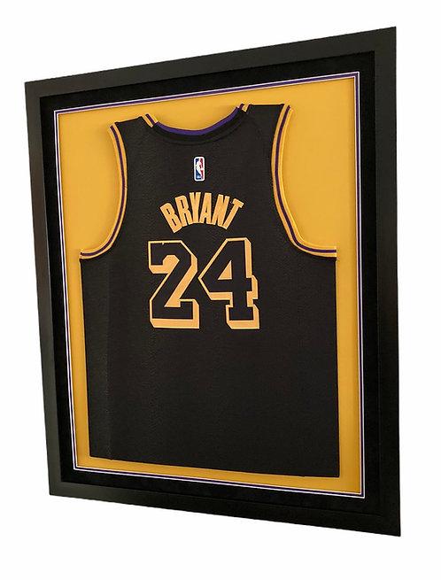 STANDARD Basketball Jersey Framing