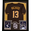 Thumbnail: Jersey Framing with Oversized Logo Framed Vertically