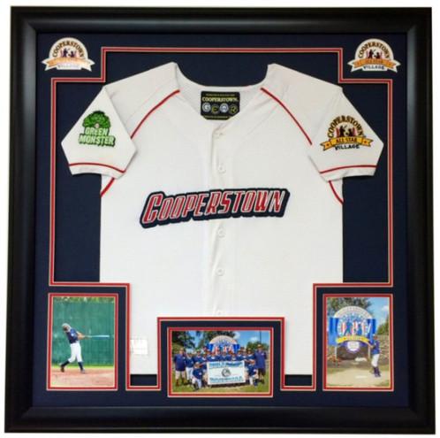 Baseball Jersey Framing
