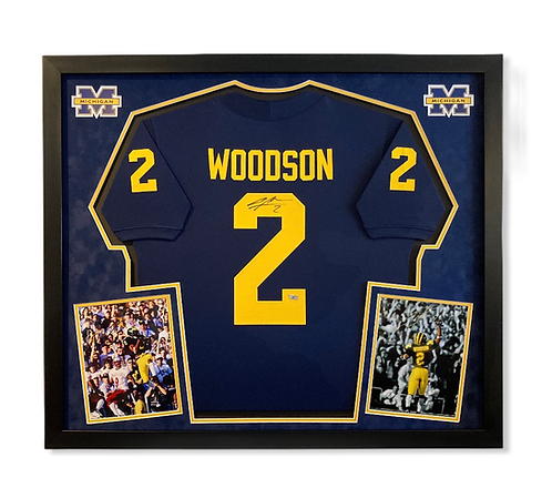 PREMIUM Football Jersey Framing