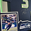 Thumbnail: Russell Wilson LED Autographed Framed Jersey