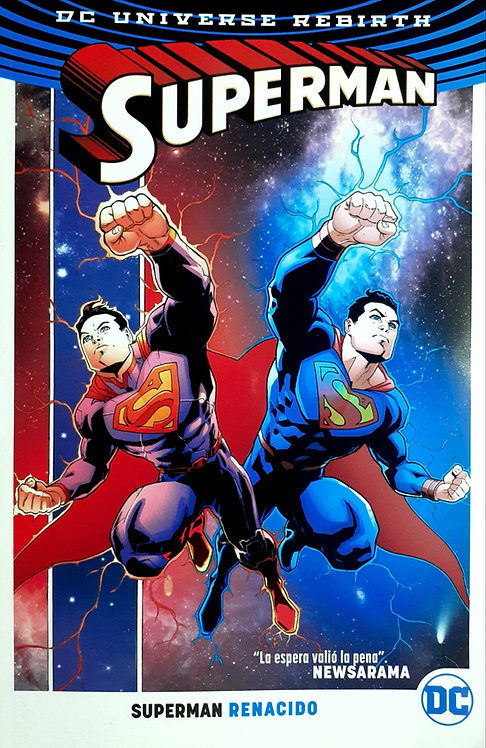 SUPERMAN SUPERMAN RENACIDO