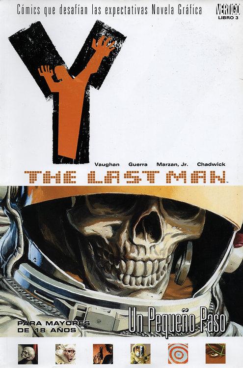 Y THE LAST MAN: UN PEQUEÑO PASO