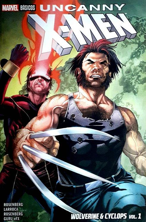 UNCANNY X-MEN WOLVERINE & CYCLOPS VOL.1