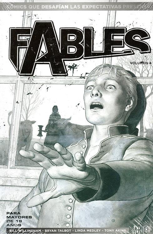 FABLES VOL.4