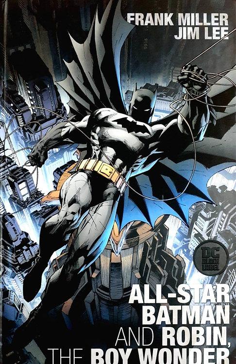 ALL STAR BATMAN AND ROBIN THE BOY WONDER
